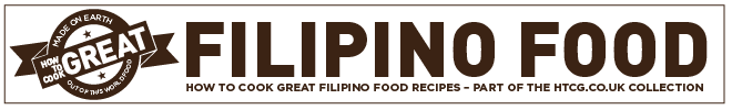 How To Cook Great Filipino Food