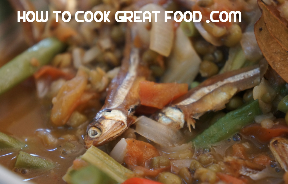 how to cook mung beans filipino style