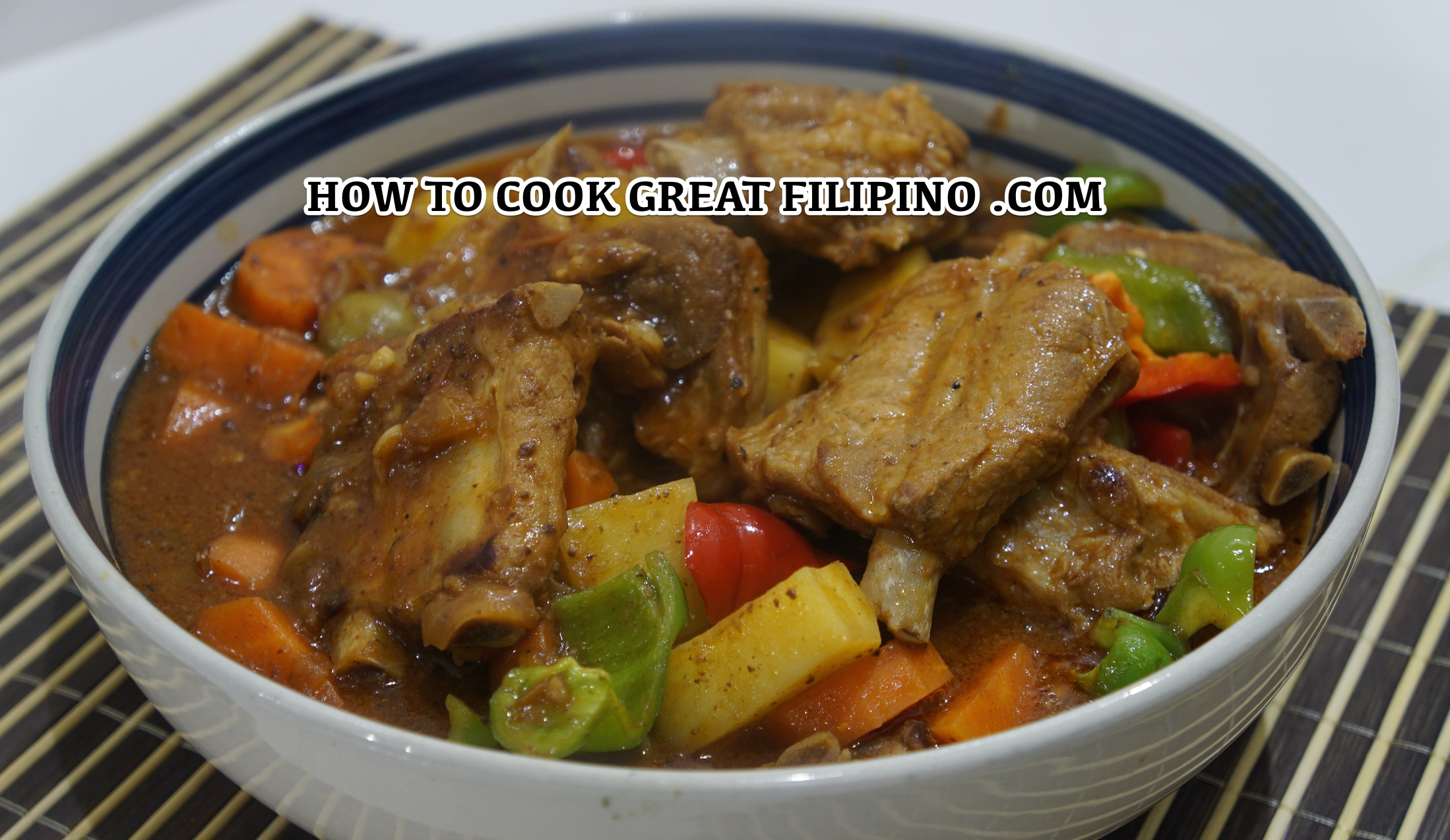 Filipino Gallery How To Cook Great Filipino Food