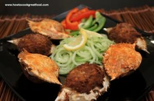 asian-beef-crabmeat-stuffed-crab-shells-recipe